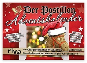 Der Postillon Adventskalender!