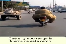 stabiles Moped